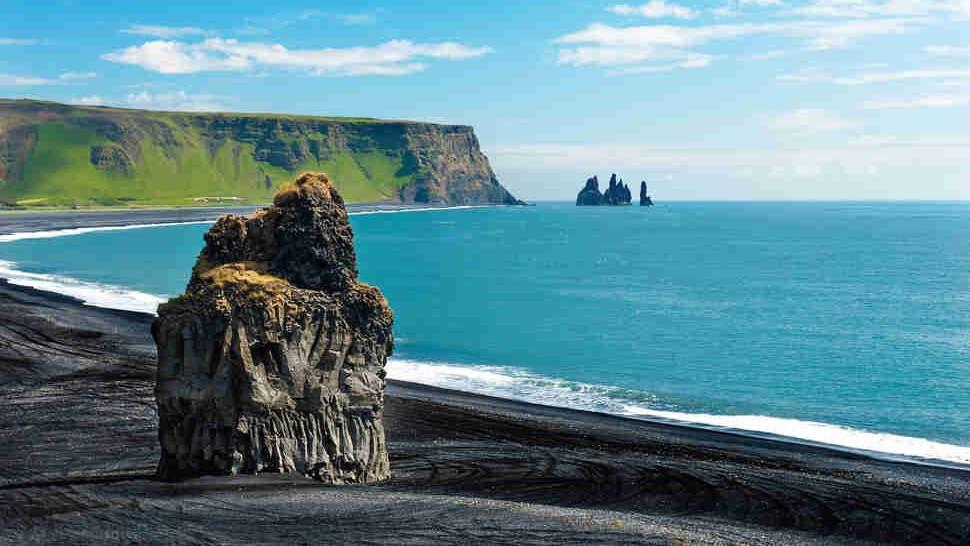 Top 10 Black Beaches