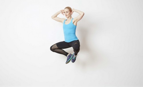 Quick Cardio with Jumping Jacks