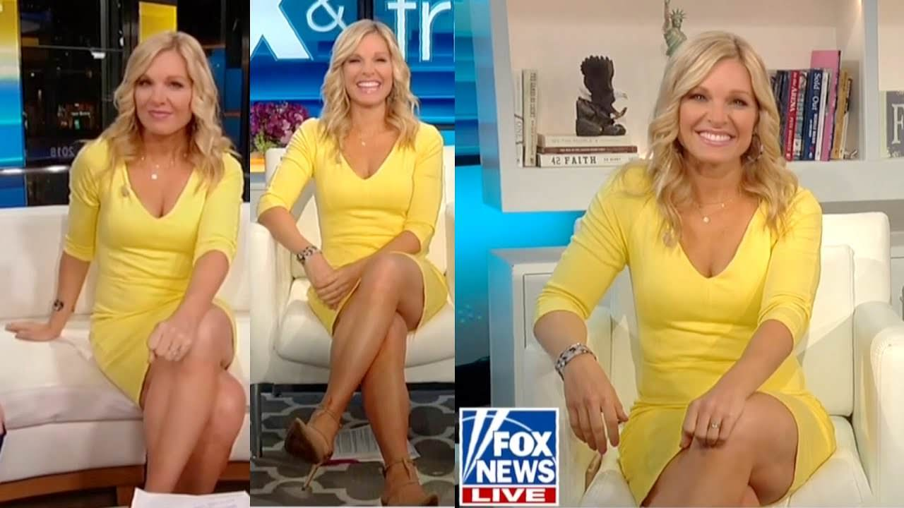 Top 10 Hottest Fox News Female Anchors - Fox News Babes