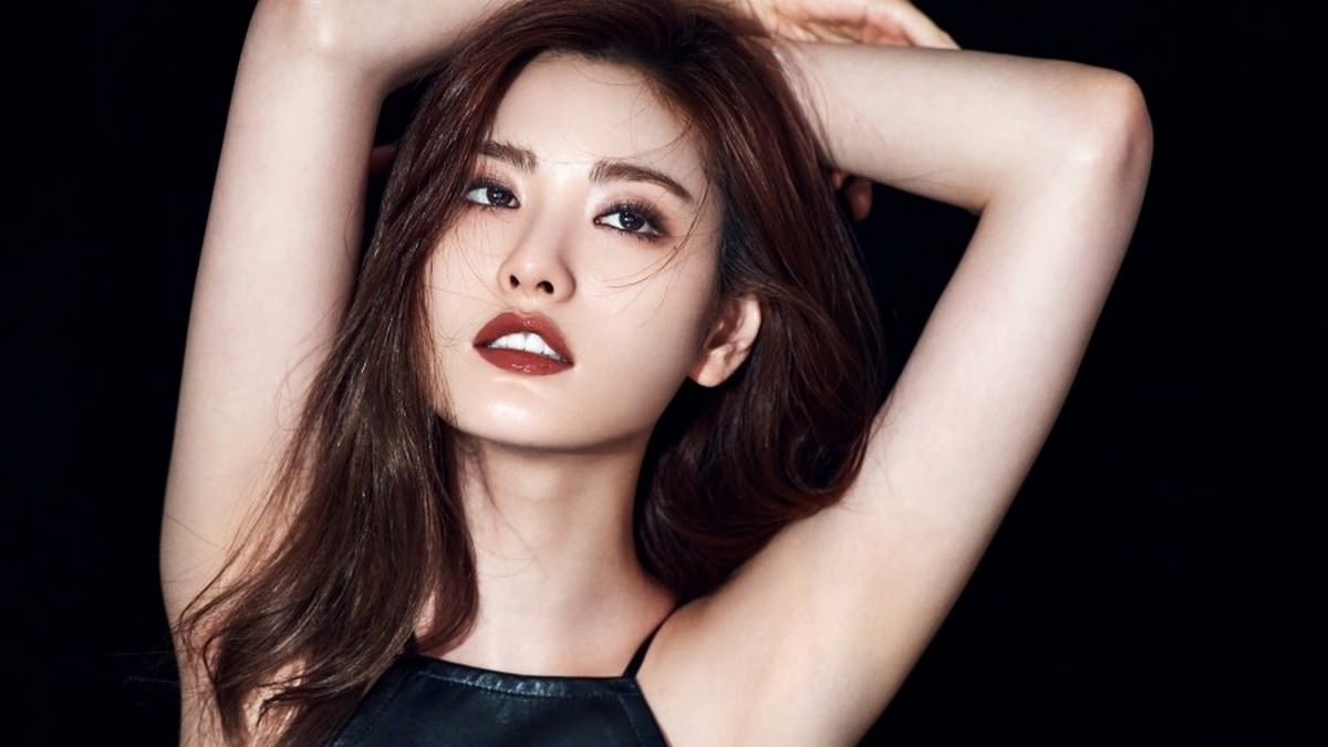 Im Jin ah-Nana most beautiful faces in the world