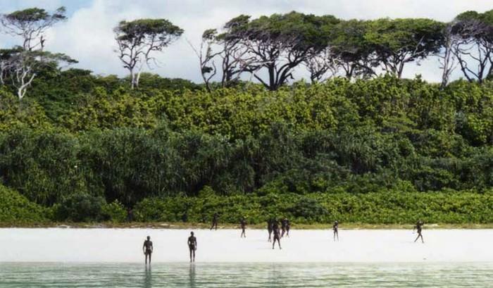 North Sentinel Andaman Island