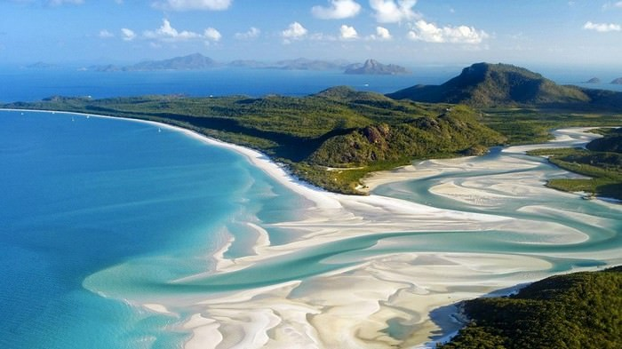 Whitehaven Beach, Best Beaches of Australia