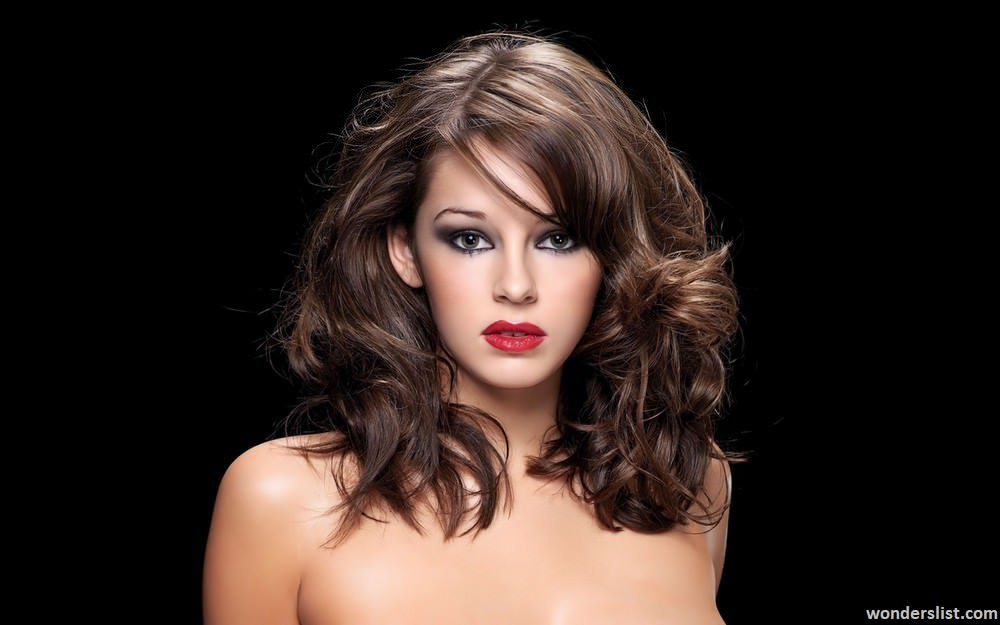 Keeley Hazell beautiful British women