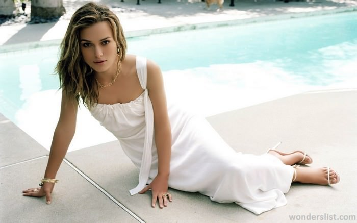 Keira Knightley Beautiful British Women