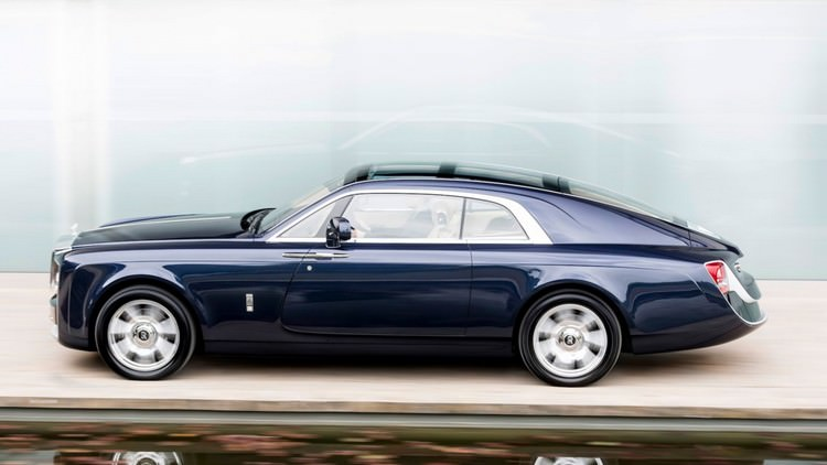 Rolls-Royce Sweptail - $13 million