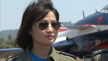 Yu Xu Best Female Fighter Pilots