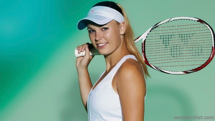 All Time S Top 10 Hottest Female Tennis Players In The World