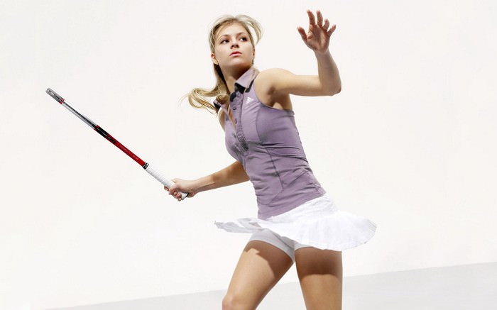 sexiest female tennis players of all time