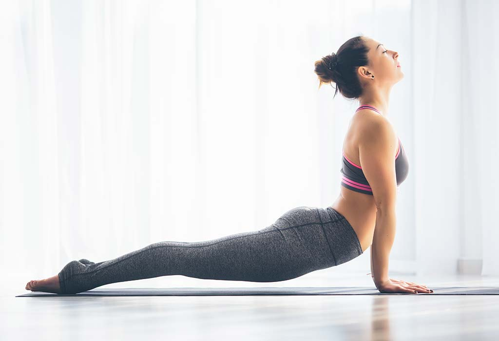 Yoga reduces stress