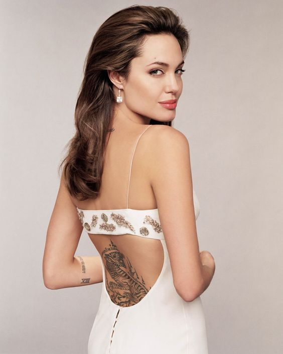 Angelina Jolie Highest Paid Actresses