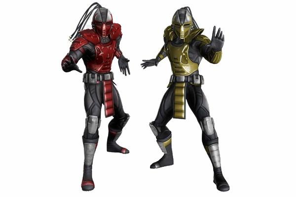 Cyrax Mortal Kombat