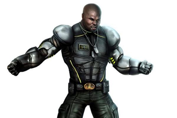 Jax Mortal Kombat