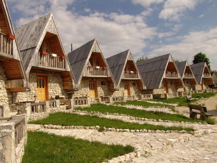 Eco village Nevidio Beautiful Places to Visit in Montenegro