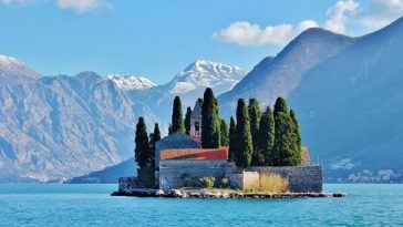 Perast beautiful places to visit in Montenegro
