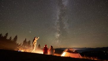 Things You Can Do To Make Your Camp Nights Memorable
