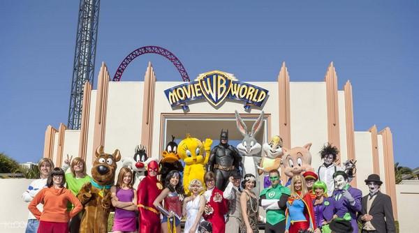 Warner Bros Movie World