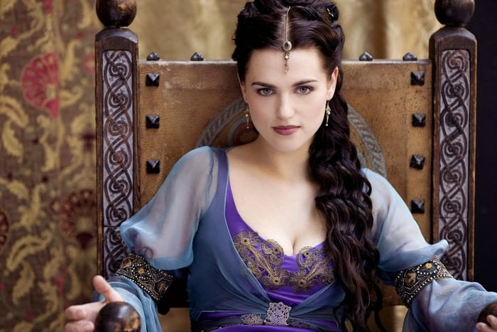 Beautiful Irish Women Katie McGrath