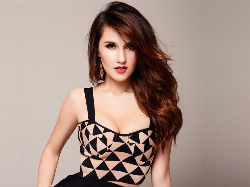 Dulce Maria Beautiful Women of Mexico