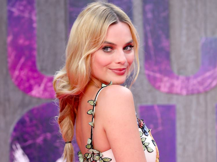 Margot Robbie Most Beautiful Actresses