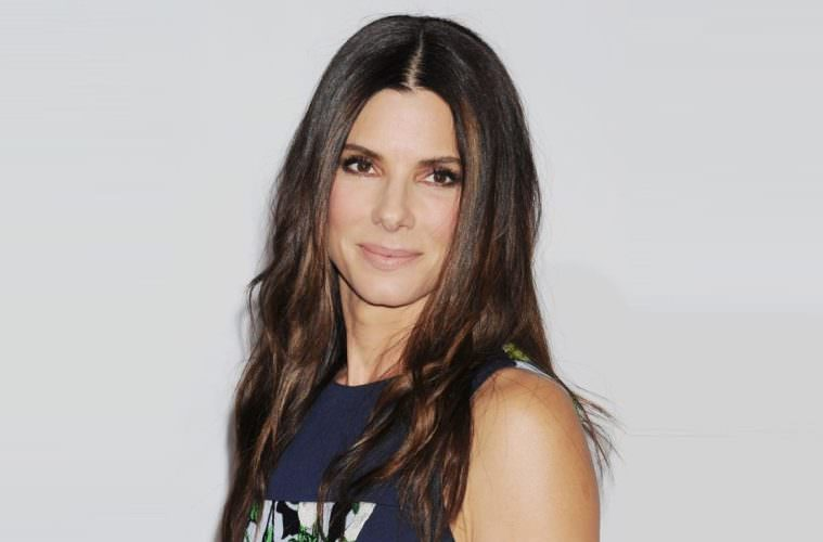 Sandra Bullock Hollywood Aged Celebrities
