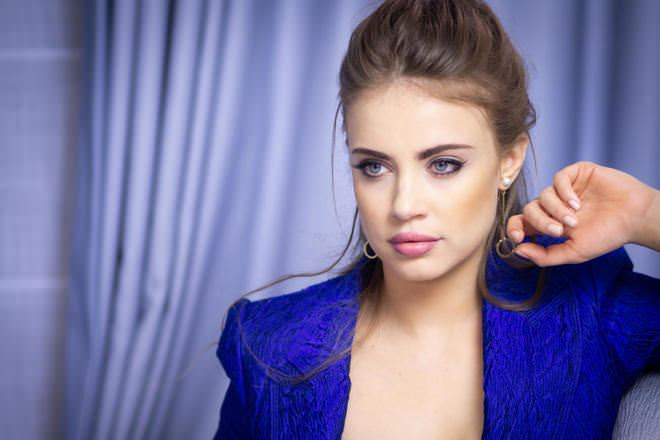 Xenia Tchoumitcheva Most Desirable Women