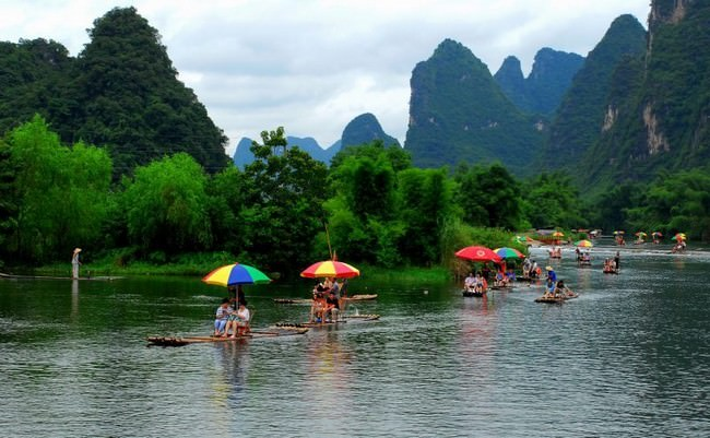 Breathtaking Places on Earth Guilin, China