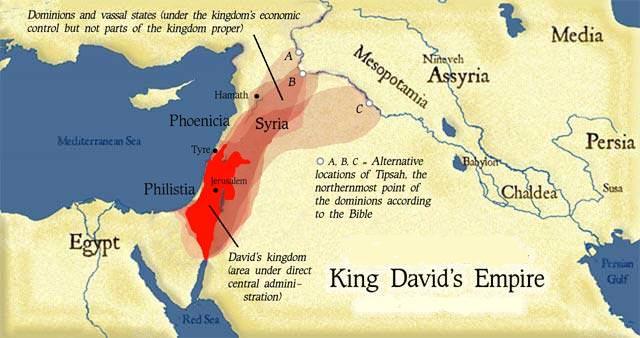 Davids kingdom