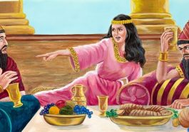 Queen Esther of Persia