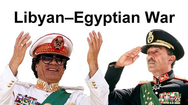 Libya-Egypt war