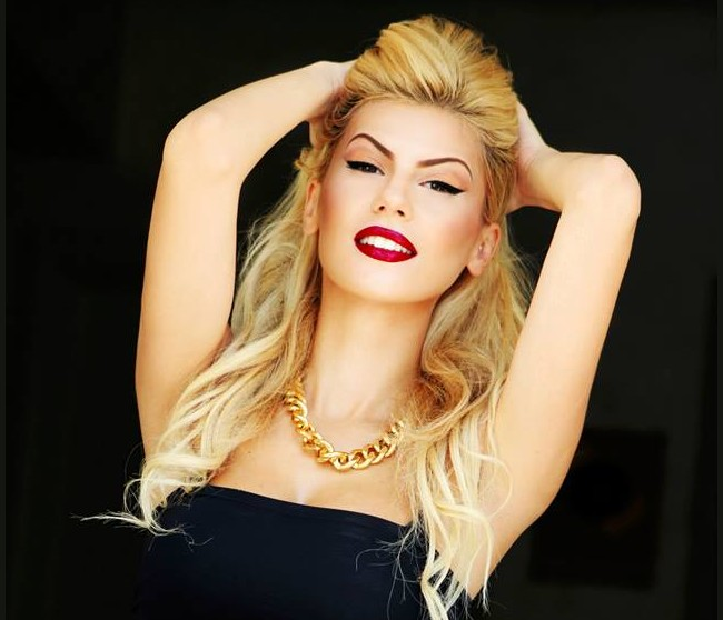 Luana Vjollca Most Beautiful Albanian Women