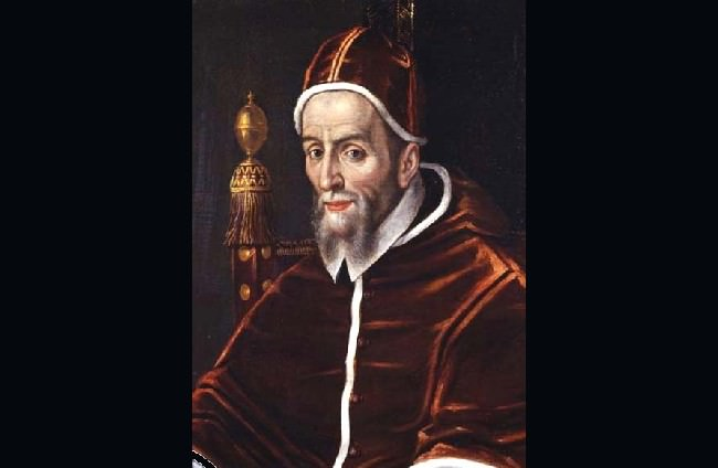 Pope Urban VII of the Roman Catholic Church