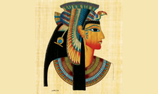 Queen Cleopatra VII of Ancient Egypt