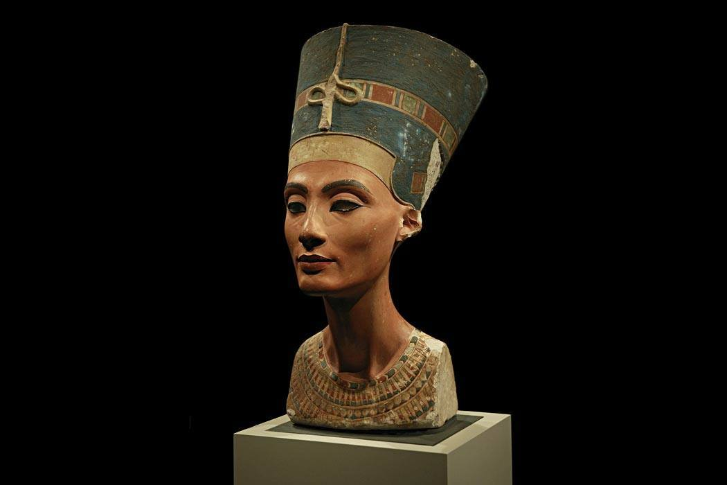 Queen Nefertiti of Ancient Egypt