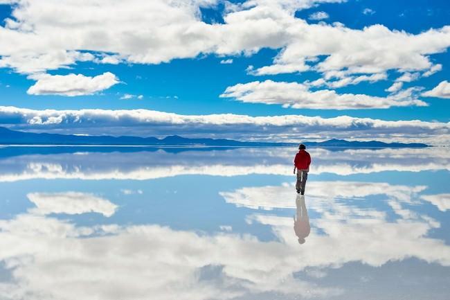 Salar De Uyuni, Bolivia Stunning places on earth