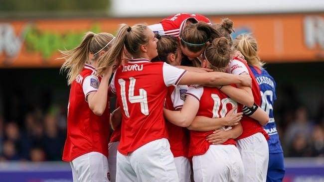 Arsenal Women Soccer