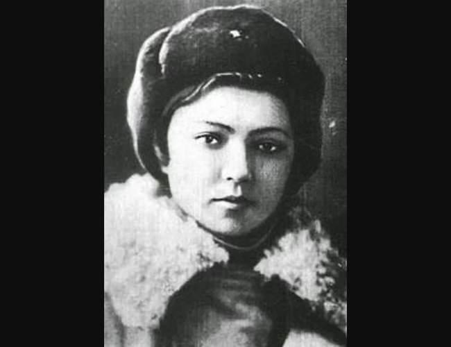 Mariya Oktyabrskaya