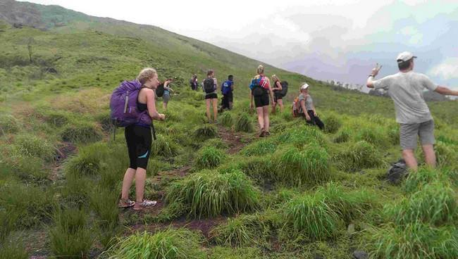 Mount Cameroon beautiful places to visit in Africa