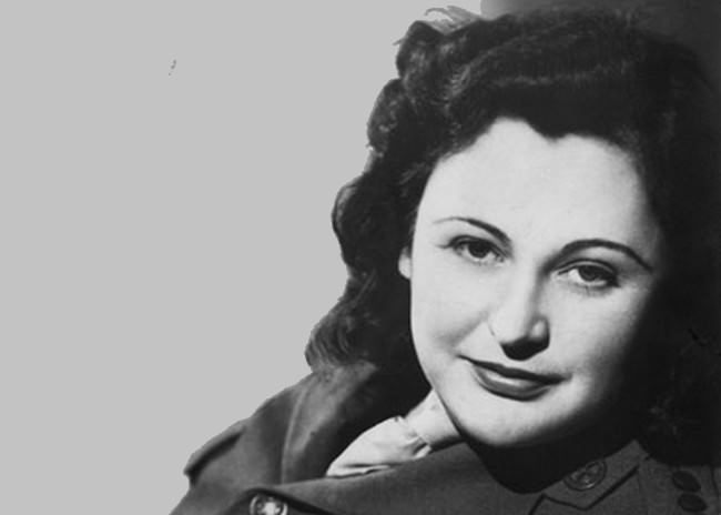 Nancy Wake Women Heroes of WWII