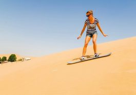most adventurous things to do in Dubai