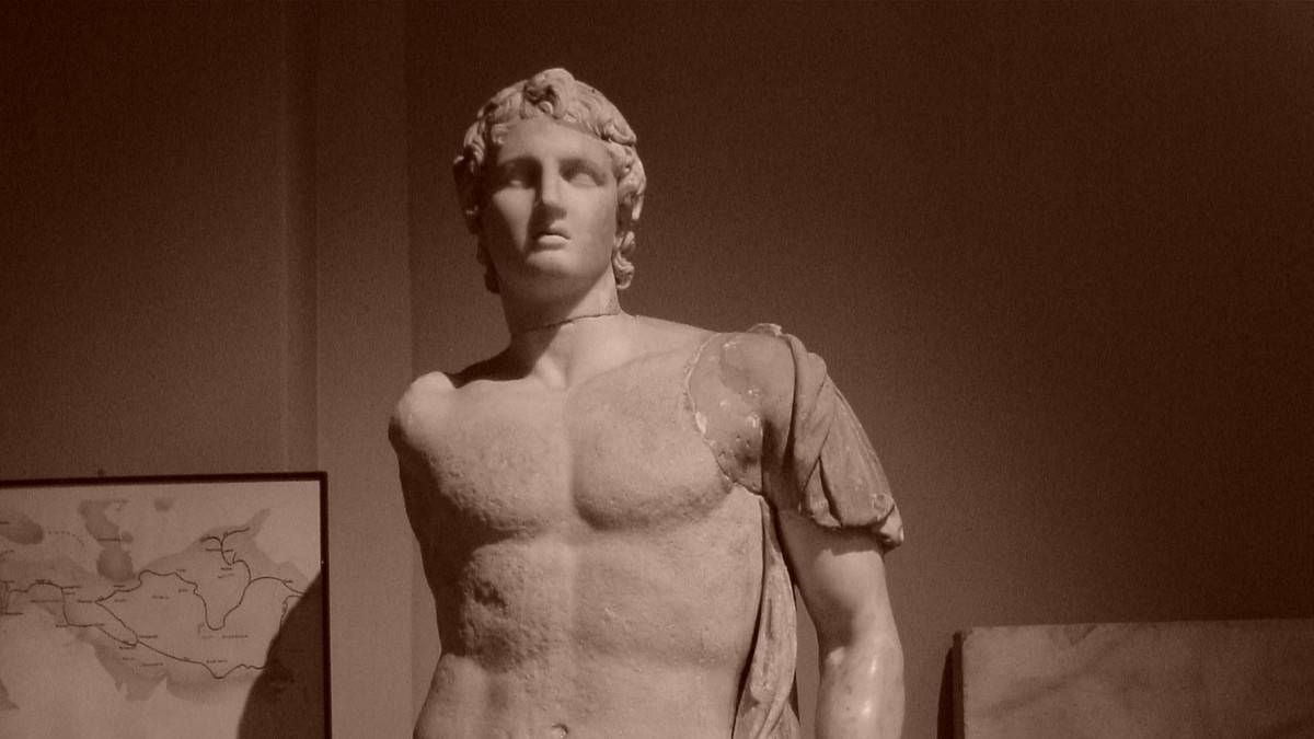 Things Which Made Alexander the Great 'Great'