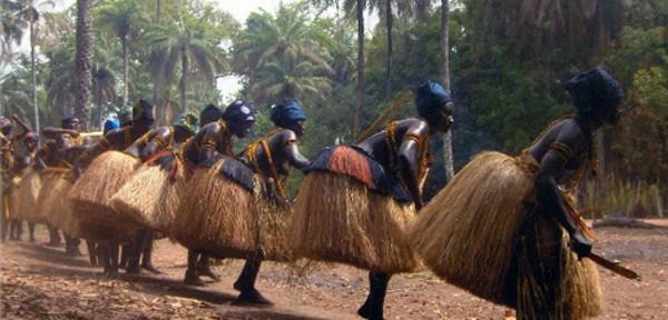 Bijagos of Guinea Bissau