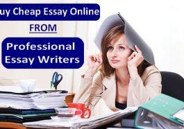 Buy Cheap Essay Online