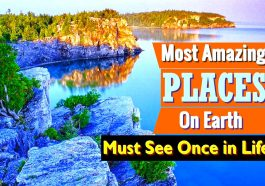 Top Most Amazing Places On Earth