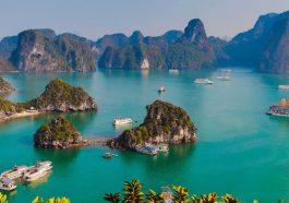 Halong Bay travel to Vietnam