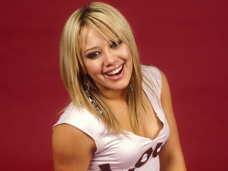 Hilary Duff Beautiful American Women
