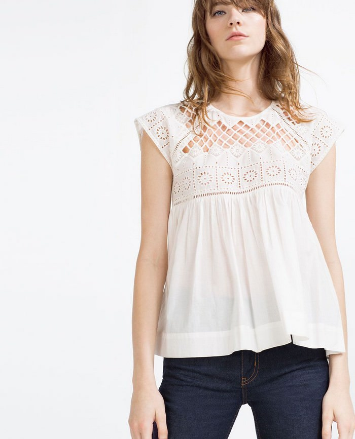 Embroidered Tops Latest Fashion Trends for Teenage Girls in 2020