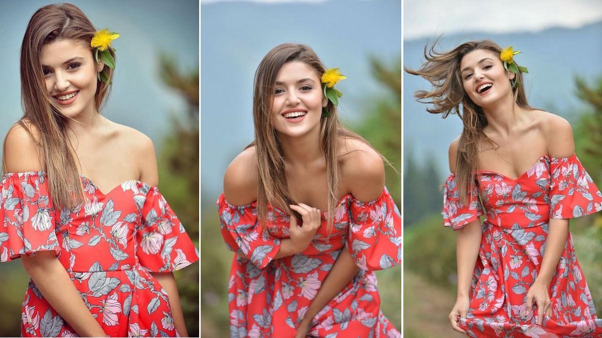 Hande Erçel Most Beautiful Woman
