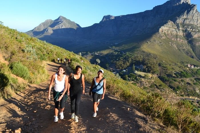 Go Hiking in Cape Town
