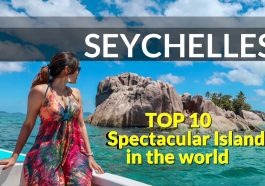 TOP 10 Spectacular Islands