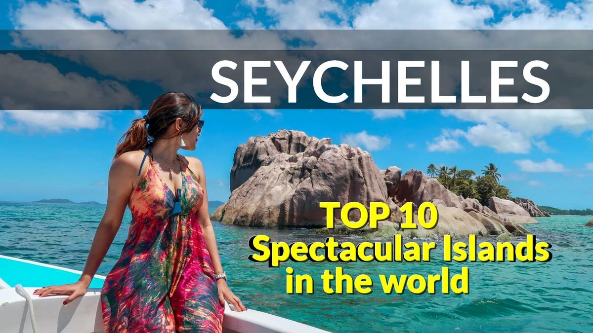 TOP 10 Spectacular Islands